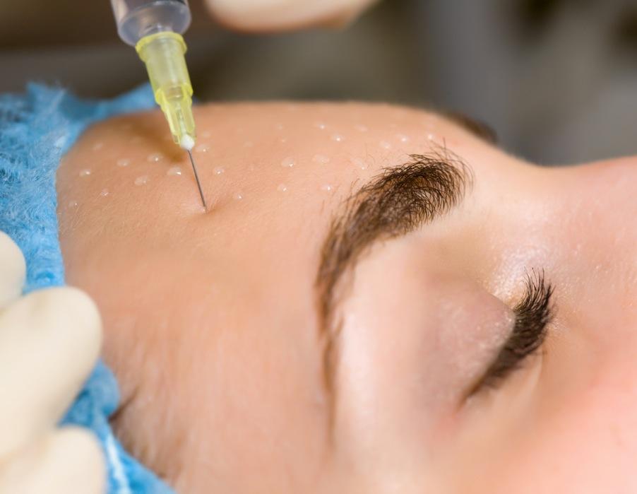 Аппаратная и инъекционная косметология, перманентный макияж в салоне красоты Арабика Екатеринбург